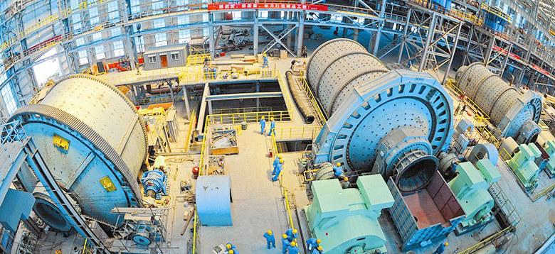 重工业行业应用